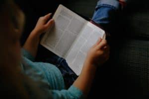 child's Christian faith