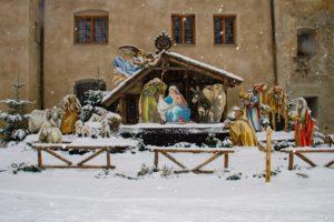 Celebrating the birth of Jesus