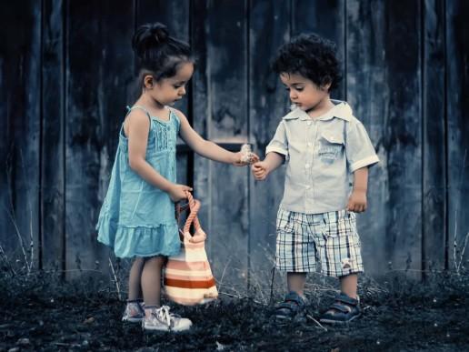Teach children about kindness