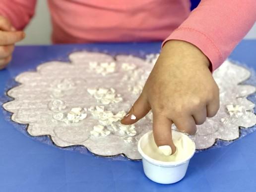 Sensory activities for children